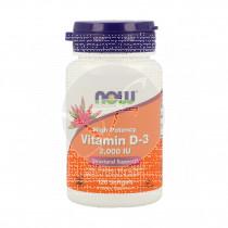 Vitamina d3 2000 ui 120 perlas Now