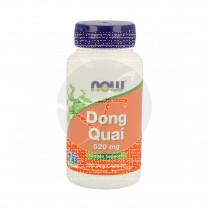 Dong quai 520mg 100 capsulas Now