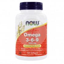 Omega 3-6-9 1000mg 100 perlas Now