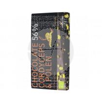 Chocolate 56% Cordyceps y Polen Hifas Da Terra