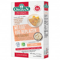 Mix No Egg Sustituto del Huevo sin gluten Orgran