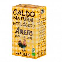Caldo Natural De Pollo Eco Aneto