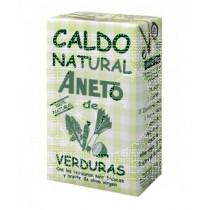 CALDO VERDURAS 1L ANETO