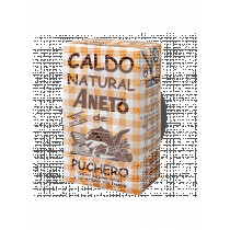 Caldo natural de puchero Aneto