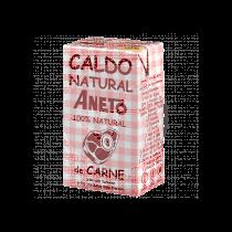 CALDO NATURAL DE CARNE 1L ANETO