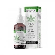 Aceite CBD 3% 10ml Drasanvi