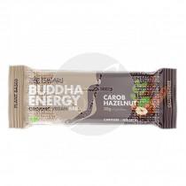 Barritas buddha energy algarroba avellana vegano 35 gr Iswari