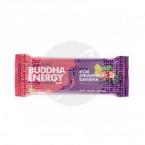 Barritas buddha energy açai morango plátano 35 gr vegano Iswari