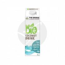 Bebida vegetal de coco biológico The Bridge