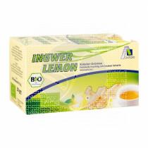 Jengibre-Limon Infusion con Te verde Avitale