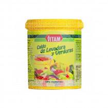 Caldo De Levarura y Verduras Vegano 1Kg Vitam