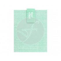 Porta Bocadillos Reutilizable Eco verde menta Roll´Eat