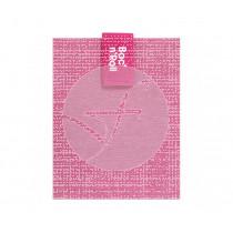 Porta Bocadillos Reutilizable Eco Rosa Roll´Eat