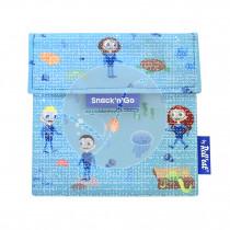 Porta Snacks Go Kids Ocean Roll´Eat