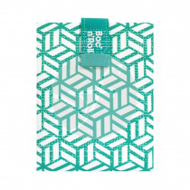 Porta Bocadillos Reutilizable Tiles verde Roll´Eat