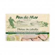 Caballa Filetes en Aceite de Oliva Pan Do Mar