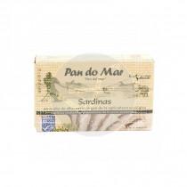 Sardinas en aceite de oliva eco 550gr