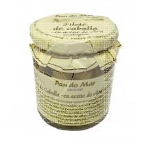 Filetes de Caballa en Aceite de Oliva Eco Pan Do Mar