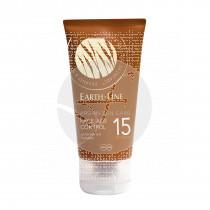 Crema Solar Facial De Argan Spf15 organico Vegano Earth Line