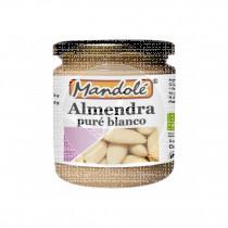 Pure Blanco de Almendras Bio 325gr Mandole