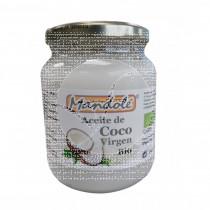 Aceite de Coco virgen Bio 550Gr Mandole