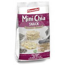 Mini Tortitas Maiz De Chia Bio sin gluten Vegano Fiorentini