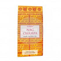 Aceite Esencia Nag Champa Goloka