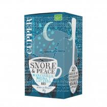 Infusión Snore&Peace Bio Eco 20 Bolsitas Cupper