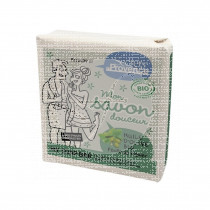 Pastilla Jabón Aceite de Oliva Fig Tree Bio 85gr Secrets de la Provence