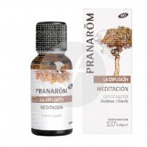 Meditación Olores Sagrados Mezcla Para Difusor 30ml Pranarom