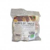Nubes De Fruta Gominolas Sin gluten 50gr Organicus