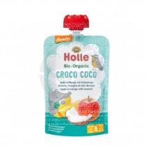 Smoothie de Manzana Mango y Coco Bio 100g, Holle
