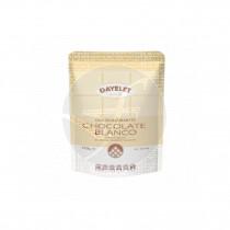 Chocolate Blanco sin Azúcar en gotas 350gr Dayelet