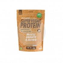 Protein Super Vegan Salted Caramel Ashwagandha Bio 350gr Iswari