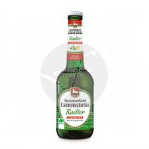 Cerveza Bio Al Limón sin Alcohol Radler Lammsbrau