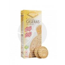 Galletas Caseras sin gluten Singlu