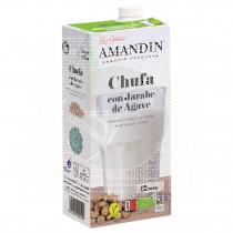 Bebida De Chufa con Agave Eco Amandin