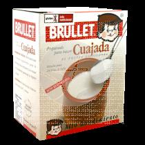 Preparado Para Cuajada 12 sobres Brullet