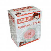 Mousse A La Fresa sin gluten Brullet