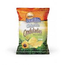 Patatas Fritas Onduladas Aceite Girasol Eco Añavieja