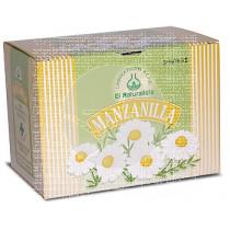 Manzanilla 20 infusiones El Naturalista