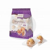 Magdalenas con Pepitas De Chocolate sin gluten Airos