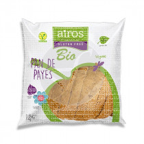 Pan de payés sin gluten bio Airos