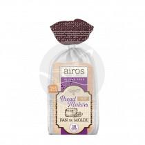 Pan de molde Fresco Bread Maker S/G 300gr Airos