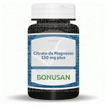 Citrato de magnesio comp 150mg Bonusan