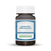 Vitamina B12 de 1000mcg activa 90 comp. Bonusan