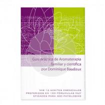 Libro guia práctica aromaterapia familiar y científca