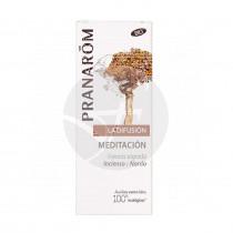 Meditacion y Olores Sagrados Mezcla Para Difusor Pranarom