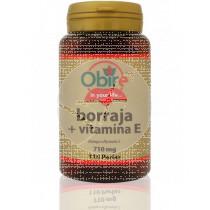 Borraja y Vitamina E 710Mg Obire