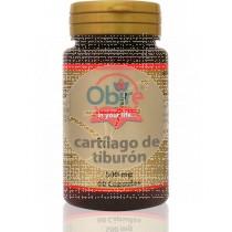 Cartilago De Tiburon 500Mg Obire
